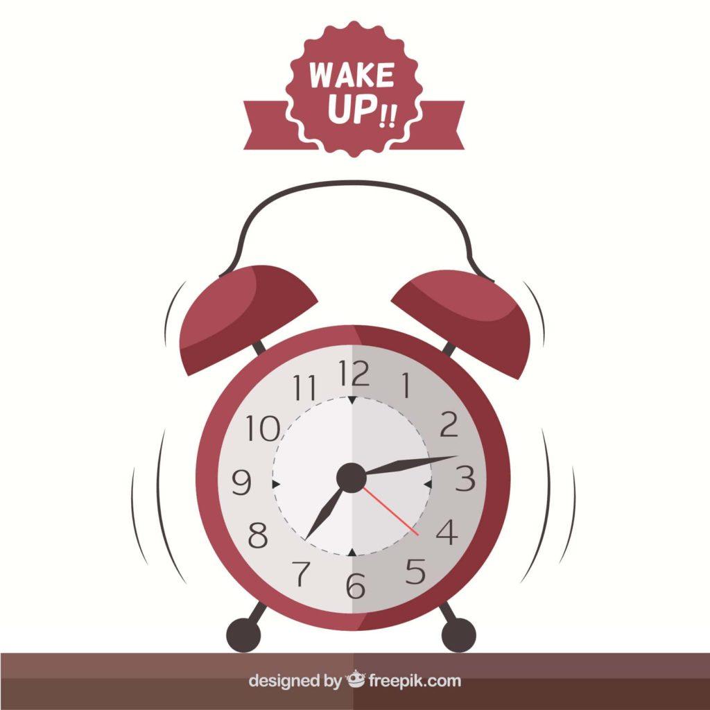Comment se lever le matin