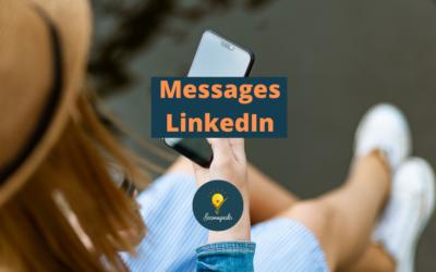 Messages LinkedIn: Comment j'obtiens plus de réponses en envoyant moins de messages