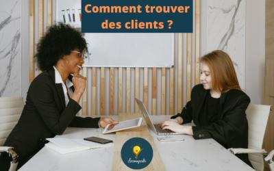 Trouver des clients en Freelance ✔️